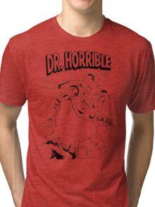 Dr. Horrible's Sing-Along Redbubble Tri-blend T-Shirt