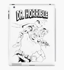 Dr. Horrible's Sing-Along Redbubble iPad Case/Skin