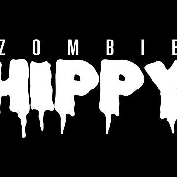 ZombieHIPPY • Logo Typeface #1 by ZombieHippy