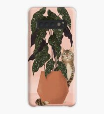 tiger at heart Case/Skin for Samsung Galaxy