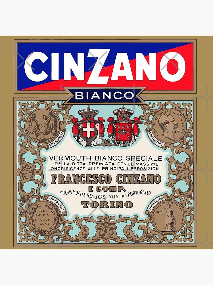 CINZANO by marketSPLA