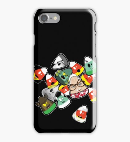 Horror Corn :) iPhone Case/Skin
