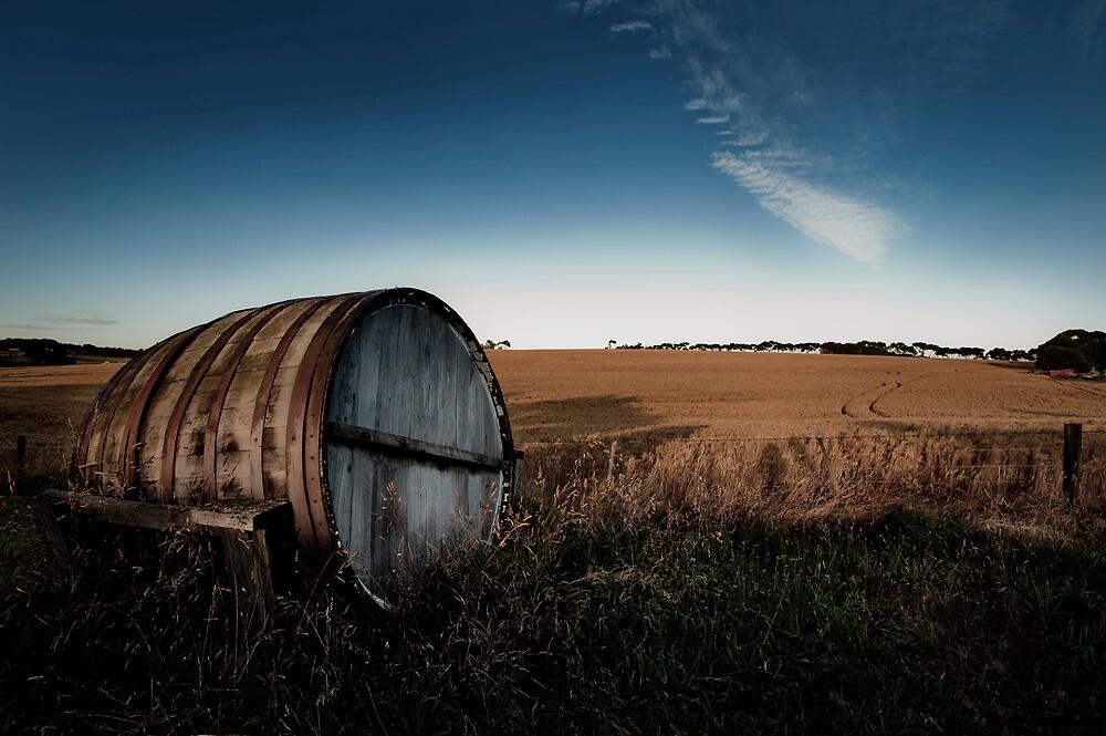 Refreshing landscape by Melinda Kerr