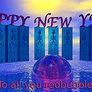 2011 Happy New Year by Ann Morgan