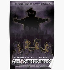 Ghostbusters - Poster Version Poster