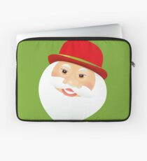 British Santa Claus  Laptop Sleeve