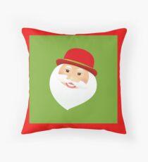 British Santa Claus  Floor Pillow
