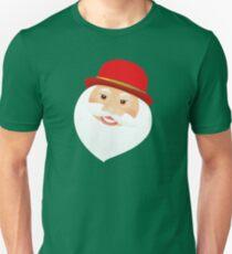 British Santa Claus  Slim Fit T-Shirt