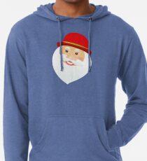 British Santa Claus  Lightweight Hoodie