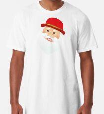 British Santa Claus  Long T-Shirt