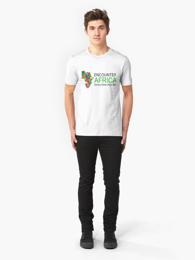 Alternate view of Encounter Africa Slim Fit T-Shirt