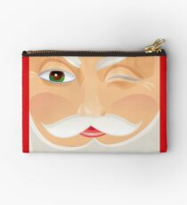 Santa Claus Zipper Pouch