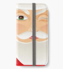 Santa Claus iPhone Wallet/Case/Skin