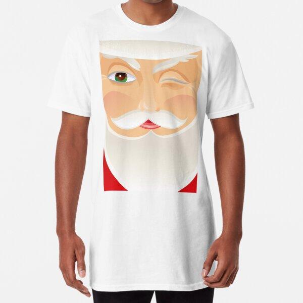 Santa Claus Long T-Shirt