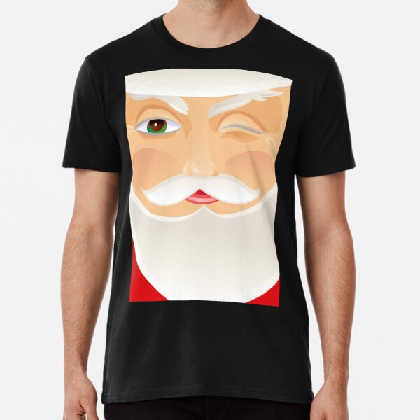 Santa Claus Premium T-Shirt