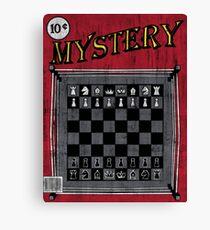 Da Mystery of Chessboxin' Canvas Print