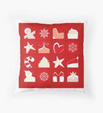 Christmas Time! Floor Pillow
