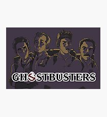 Ghostbusters - Singular Version Photographic Print