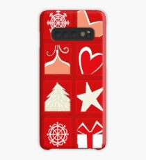 Christmas Time! Case/Skin for Samsung Galaxy