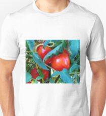 Ripe Red Tomatoes Unisex T-Shirt
