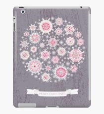 Merry Christmas! iPad Case/Skin
