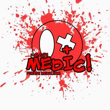 Bleeding Logo by fgrade