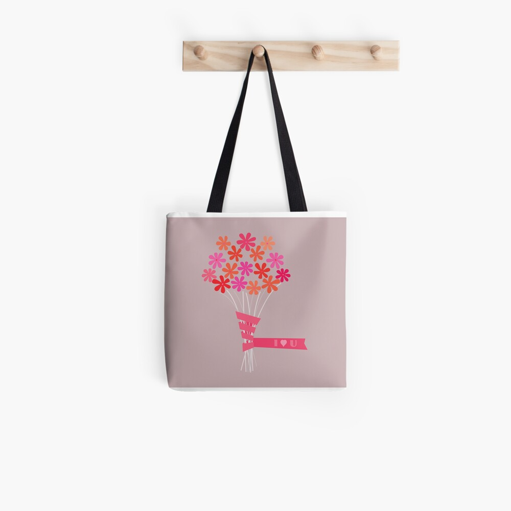 Flowers for You! Tote Bag