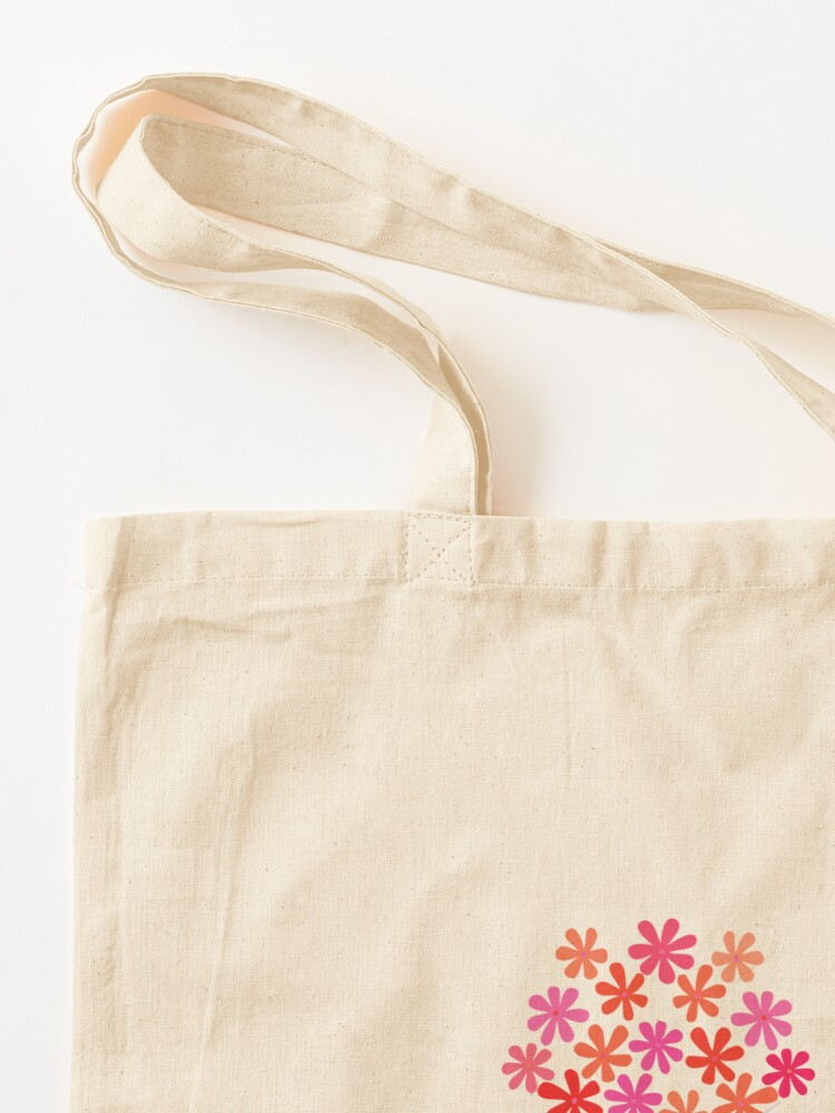 Alternate view of Flowers for You! Tote Bag