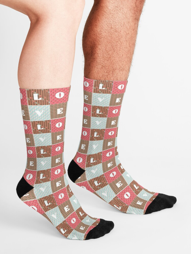 Alternate view of LOVE Socks