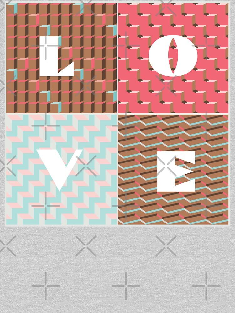 LOVE by rusanovska