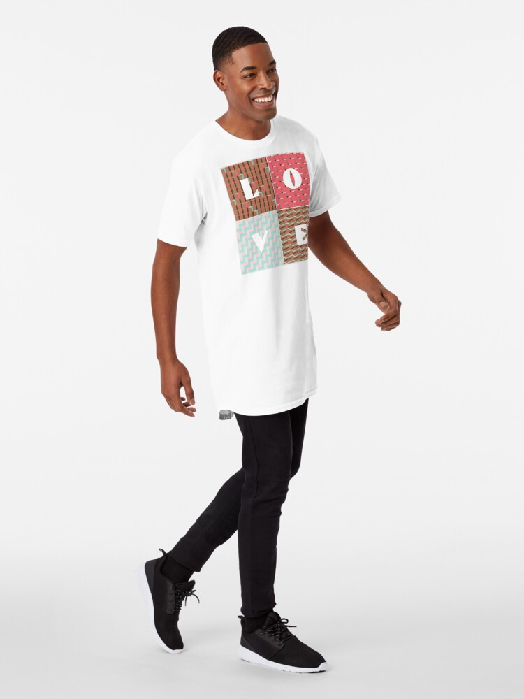 Alternate view of LOVE Long T-Shirt