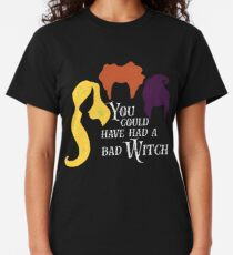 Bad Witch Classic T-Shirt