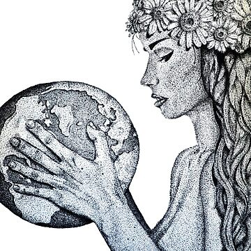Mother Earth by mayavavra