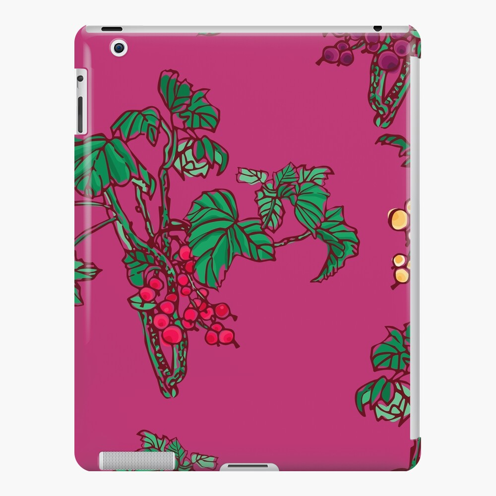 Currant iPad Case & Skin