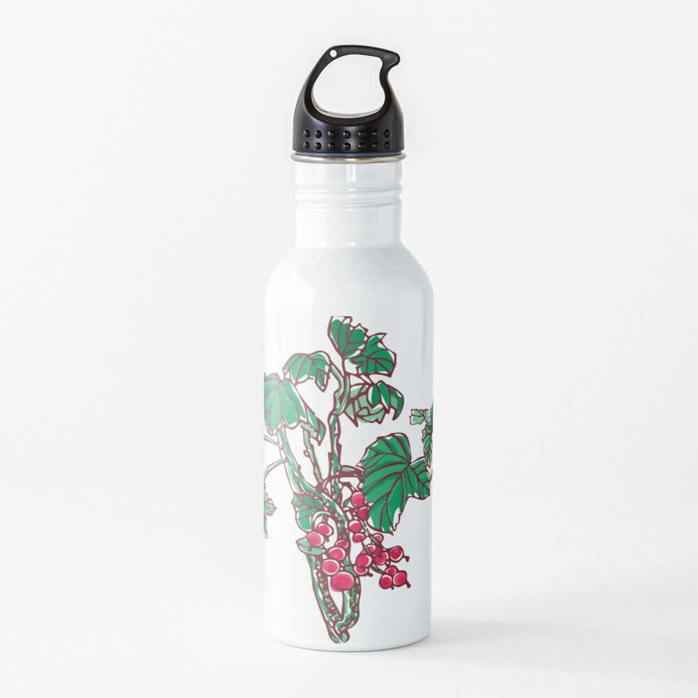 Currant Water Bottle