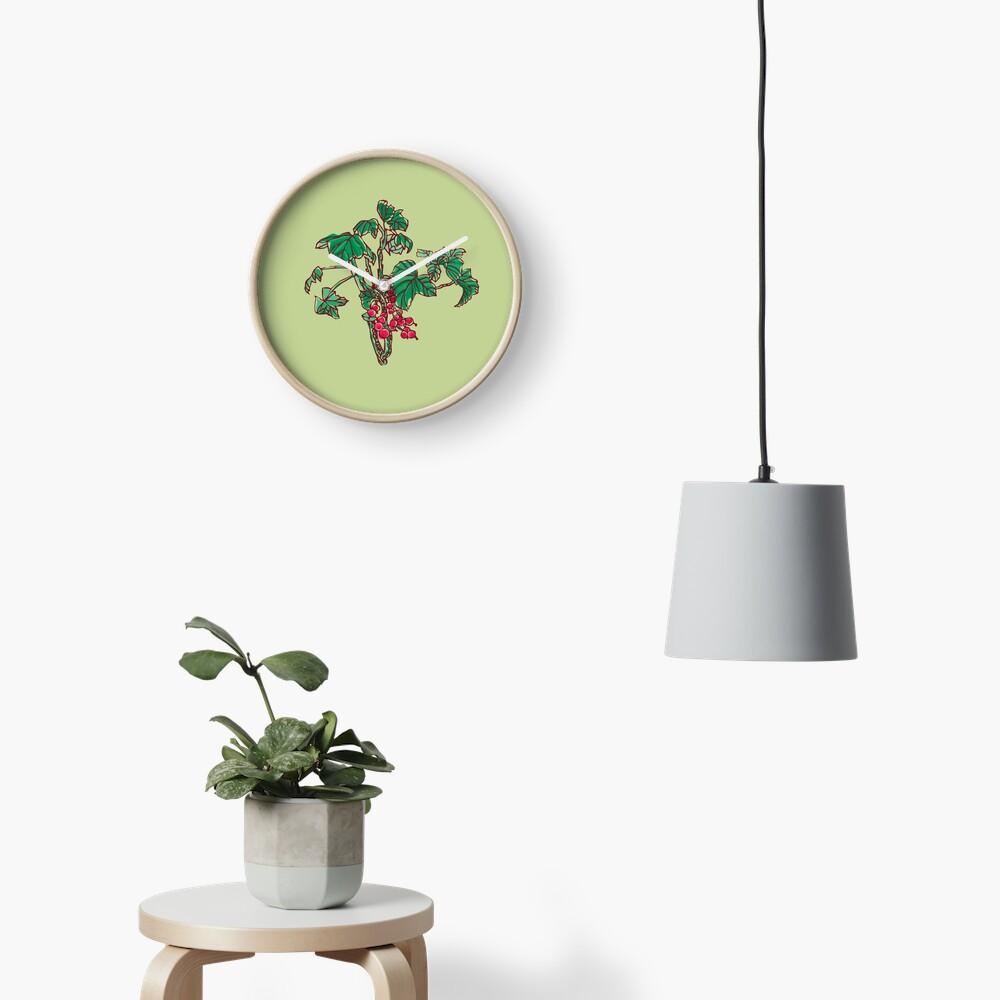 Currant Clock