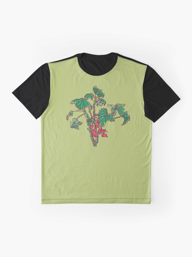 Alternate view of Currant Graphic T-Shirt