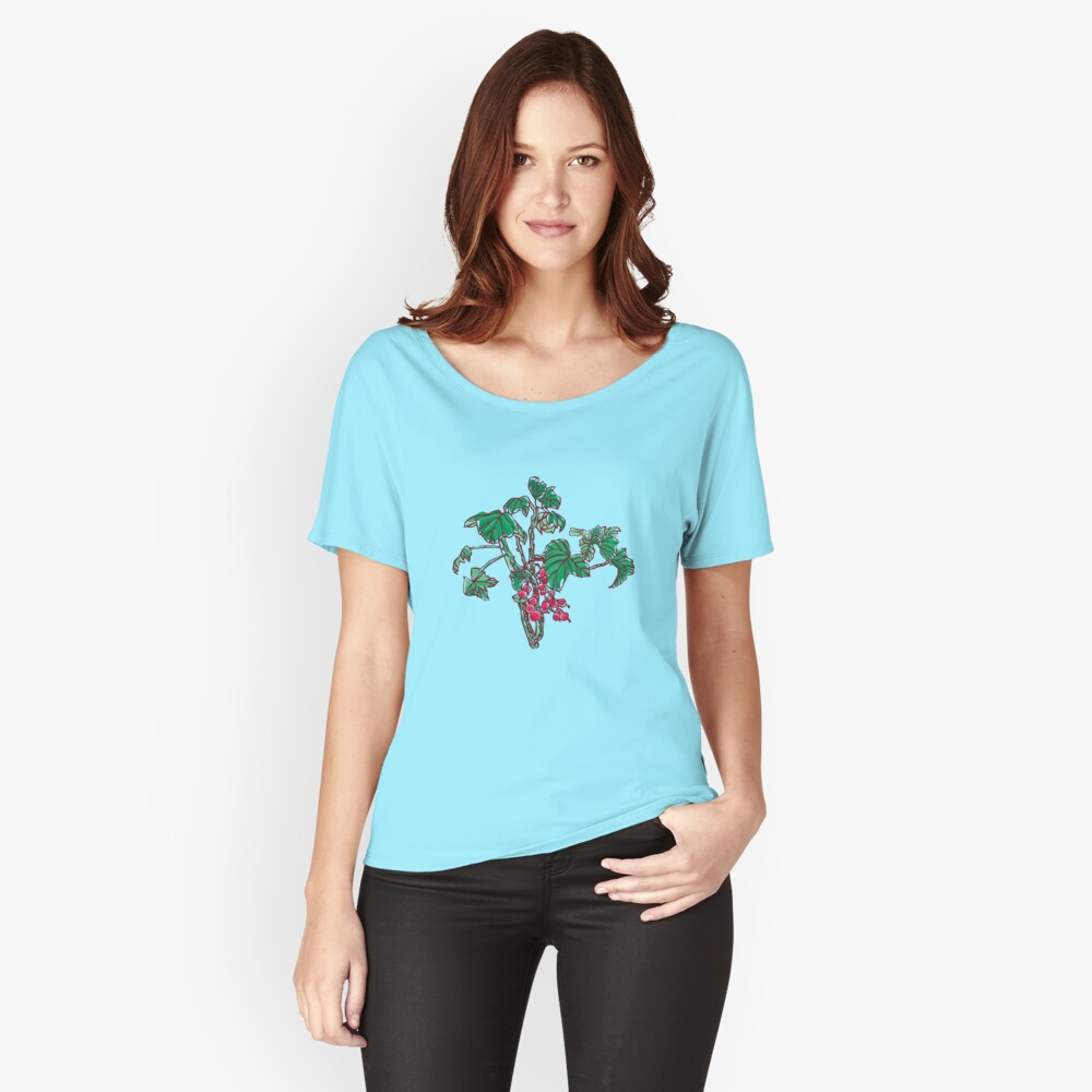 Currant Relaxed Fit T-Shirt