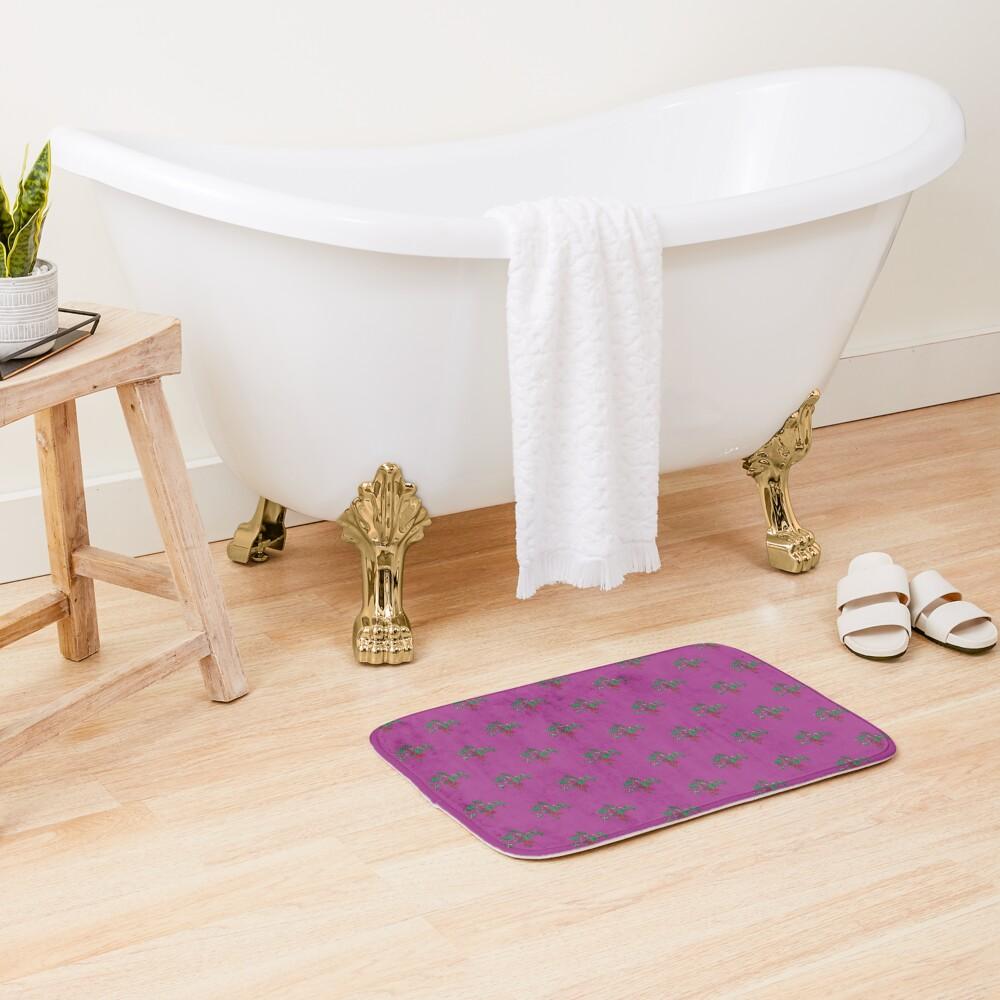 Currant Bath Mat