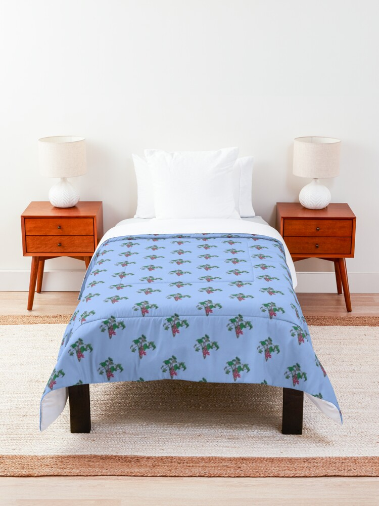 Alternate view of Currant Comforter