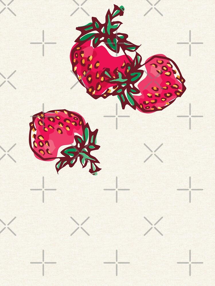 Decorative Strawberry by rusanovska