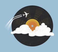 Sunburst Records Kids Tee