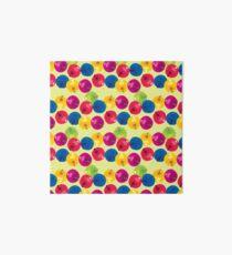 Colorful Berries Art Board Print