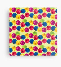 Colorful Berries Metal Print