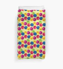 Colorful Berries Duvet Cover
