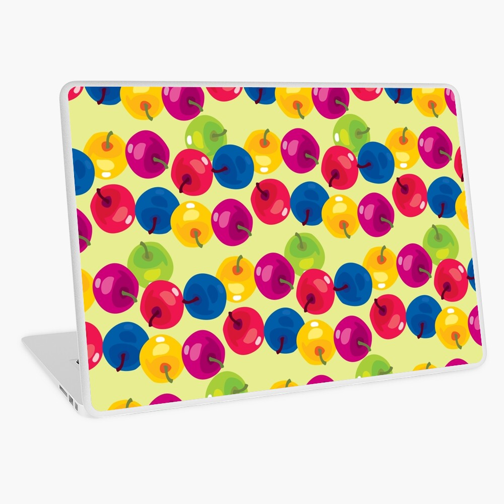 Colorful Berries Laptop Skin