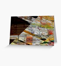 Perfumed Reflections Greeting Card