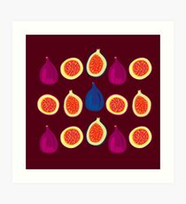 Sweet Fig Art Print