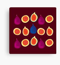 Sweet Fig Canvas Print