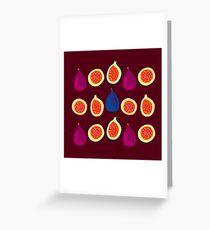 Sweet Fig Greeting Card